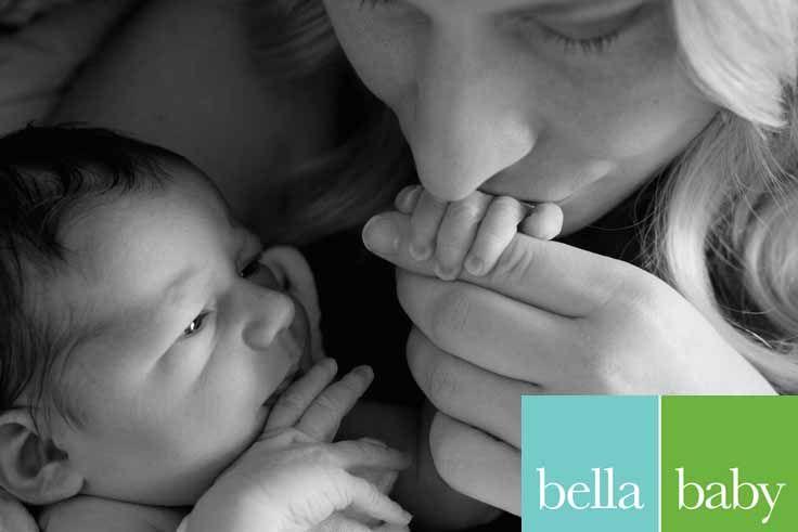 Bella Baby Photography,  Photographer: Amy Ames, #newborn #hospital #lifestyle #family