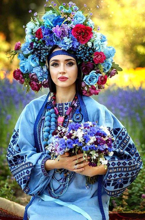Красивые и привлекательные ( 228 фото) | Цветочные короны ...
