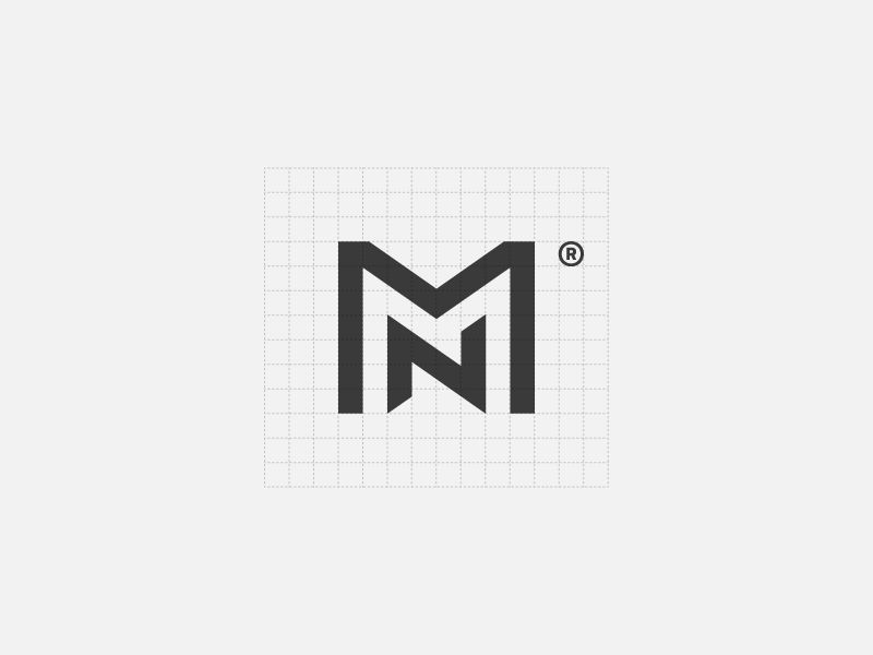 Mn Graphic Design Logo Branding Design Logo Typography Logo
