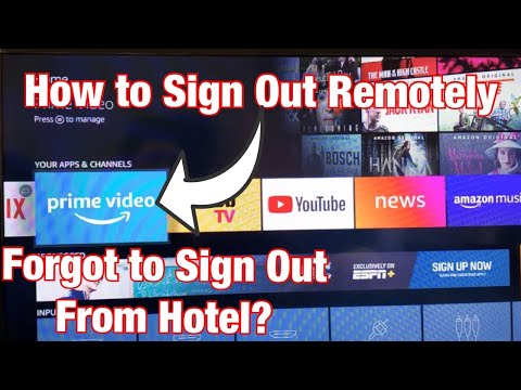 How To Logout Signout Of Amazon Prime Video App From Remote Location Youtube Amazon Prime Video App Amazon Prime Video Prime Video