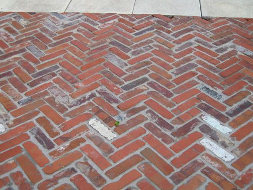 Reclaimed Antique Street Pavers For Sale Brick Pavers Red Brick Pavers Antique Brick