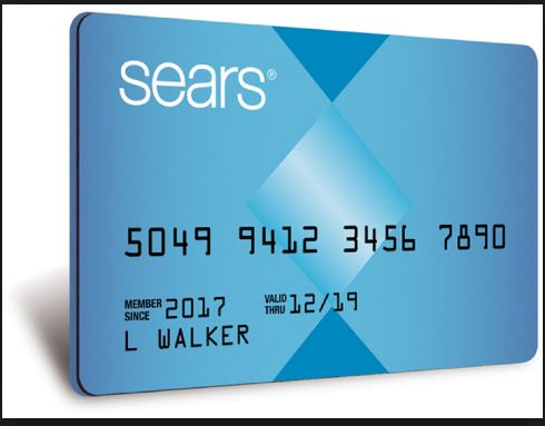 Activate.SearsCard.Com @ Sears Credit Card Activation 14