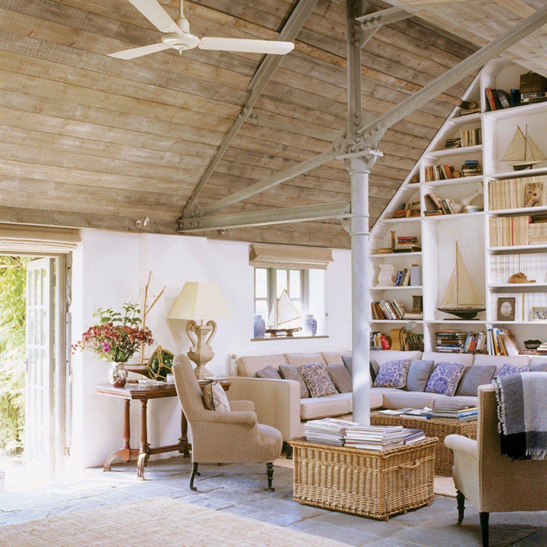 Bilderesultat for décoration maison bord de mer | Hytte | Maison ...