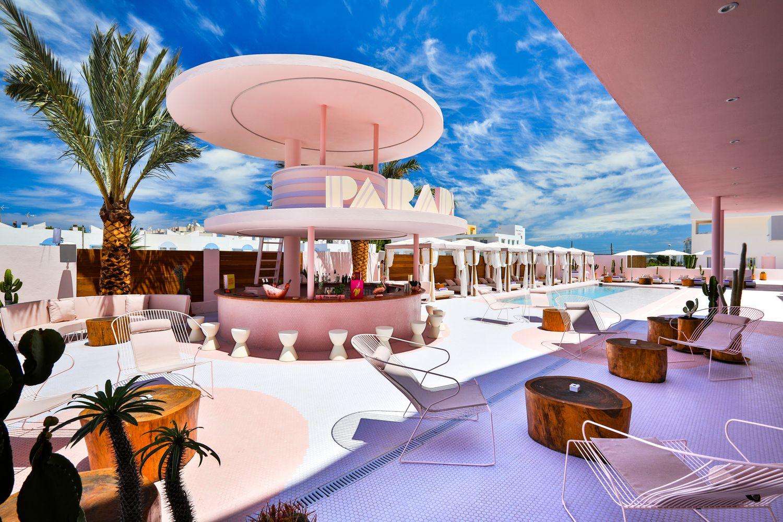 Gallery Of Art Hotel Paradiso Ibiza Ilmiodesign 1 Hotel Ibiza Hotels Design Hotel Concept