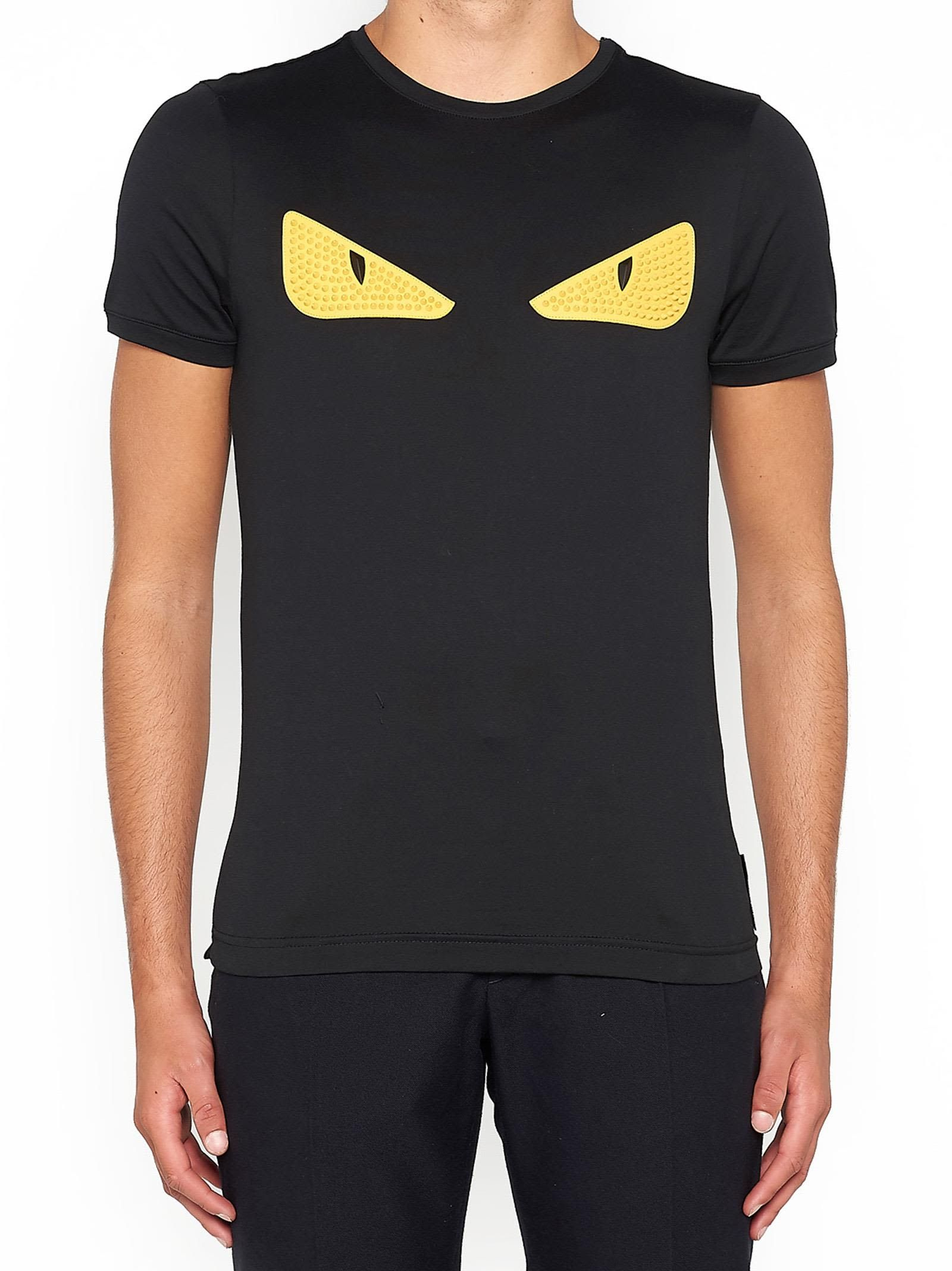 5d0ade94 FENDI 'MONSTER EYES' T-SHIRT. #fendi #cloth | Fendi | Shirts, Fendi ...