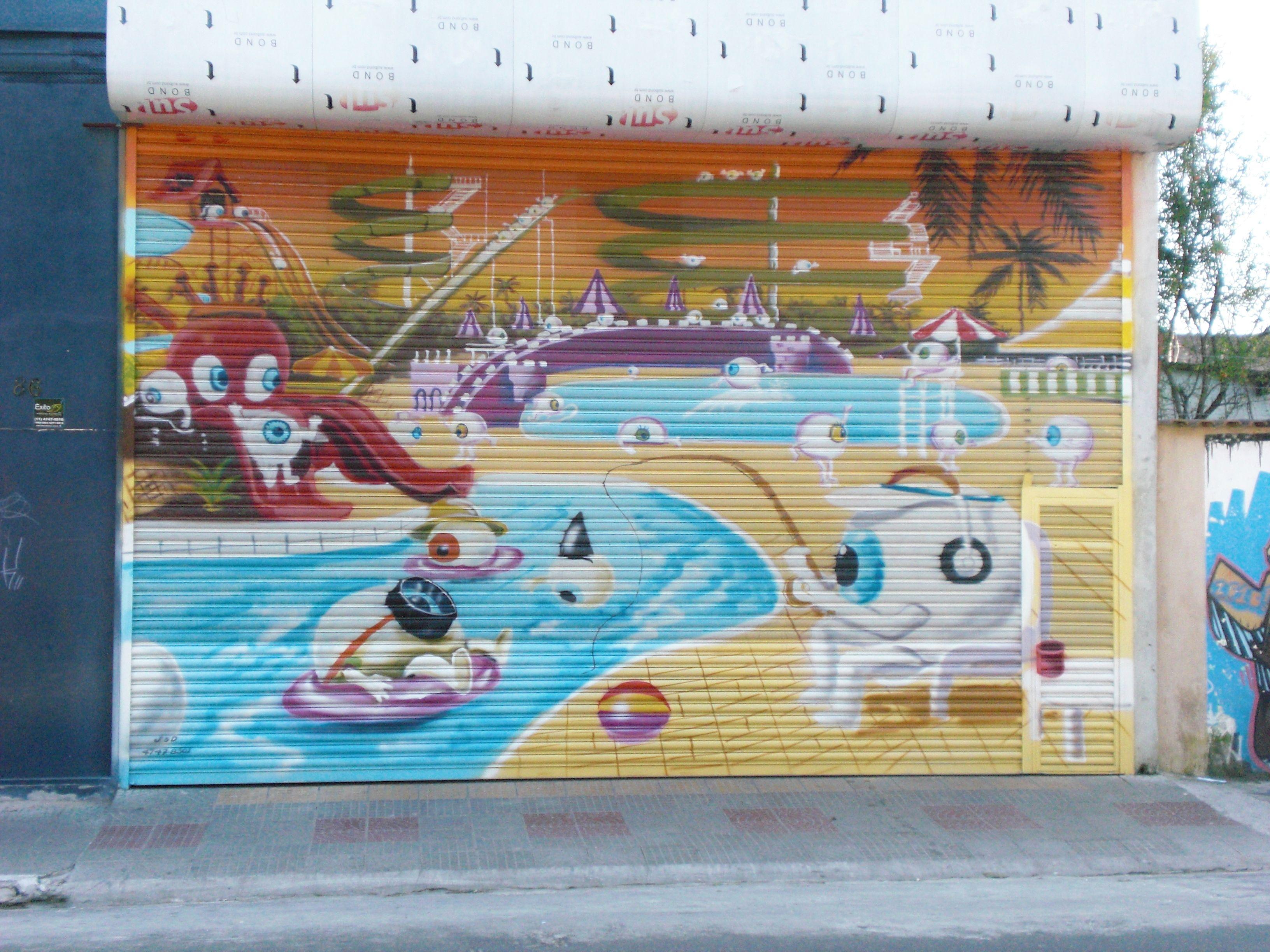 Spray Paint Graffiti Public Art Visual Art Created In Public Locations