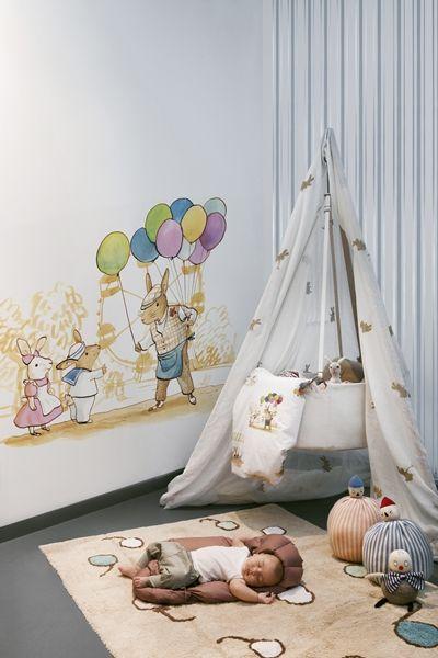 Murales infantiles de Coordonne   Mural infantil, Murales y Infantiles