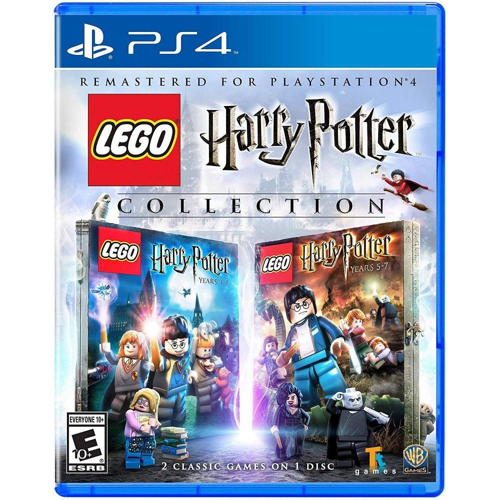 Lego Harry Potter Collection Playstation 4 In 2020 Lego Harry Potter Harry Potter Collection Lego