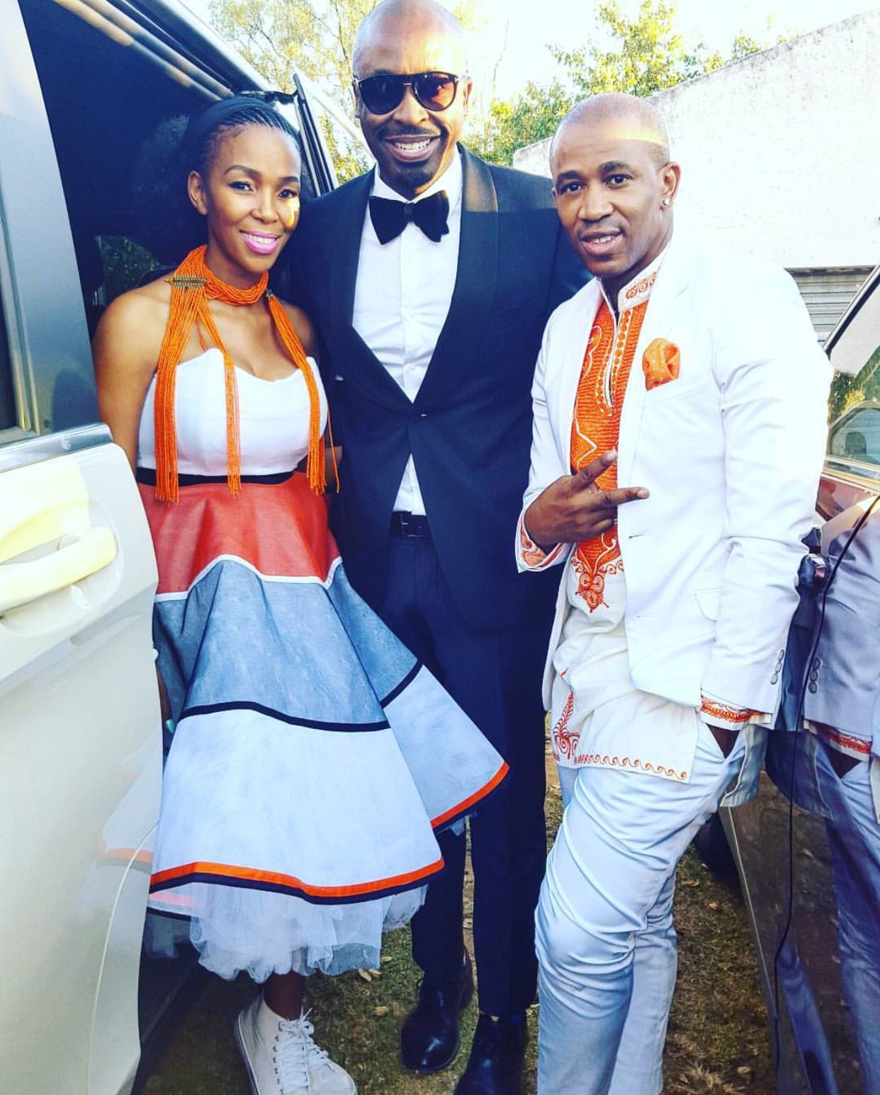 Tswana traditional dress designs 2017 styles 7 - Traditional African Outfits Traditional Attire Zulu Wedding