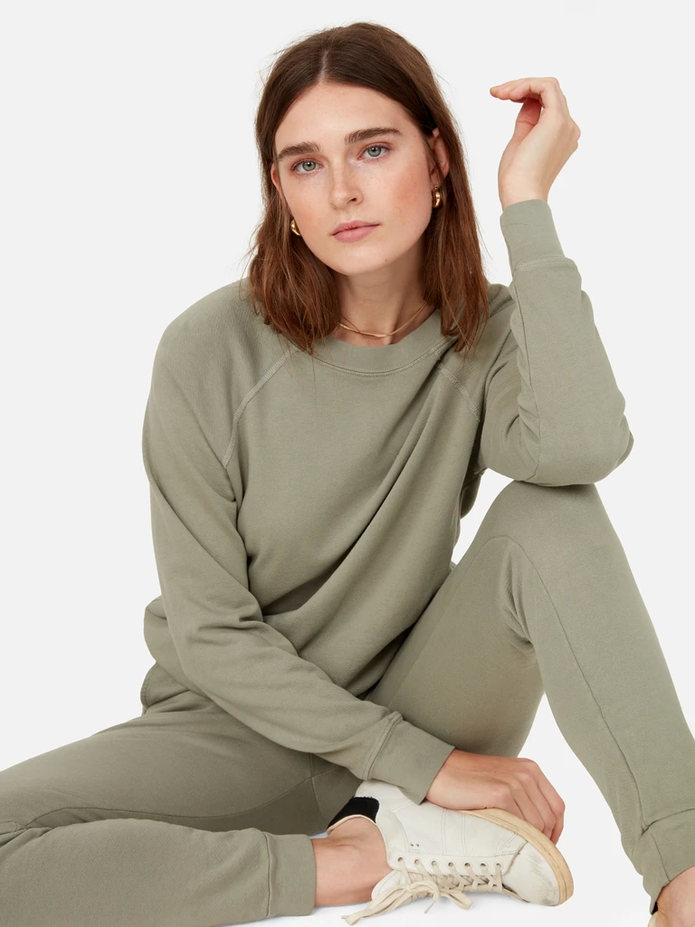 Sakkas Ivanna Womens Short Raglan Lace Sleeve Flowy Top