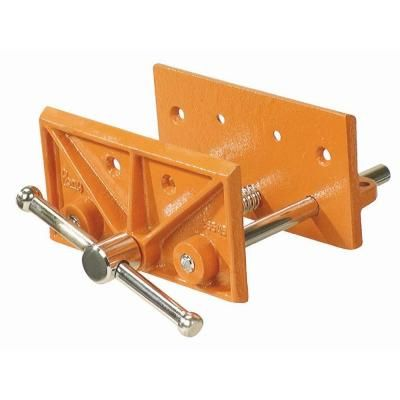Pony 6 1 2 In Light Duty Woodworker S Vise 26545 The Home Depot