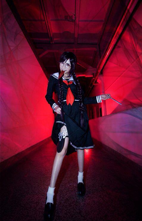 Genocider Syo- Danganronpa Cosplay | Cosplay anime ...