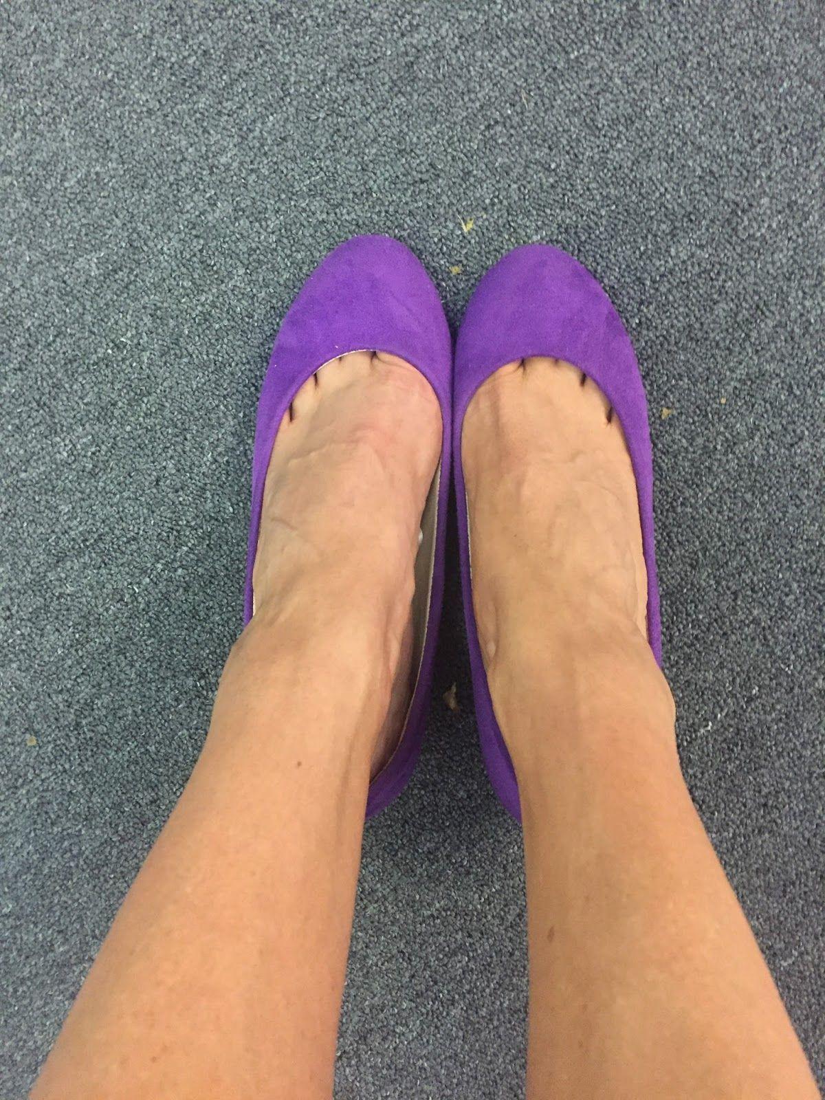 0af56af1a Briddys: Toe Cleavage Flats | Ballet flat | Ballet flats, Flats ...