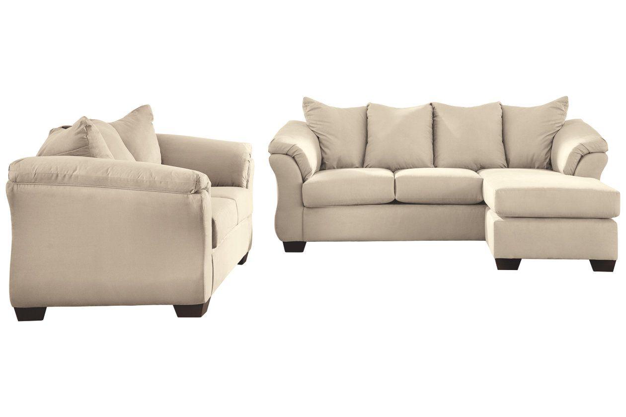 Pleasant Darcy Sofa Chaise Loveseat Kn Furniture Chaise Sofa Interior Design Ideas Apansoteloinfo