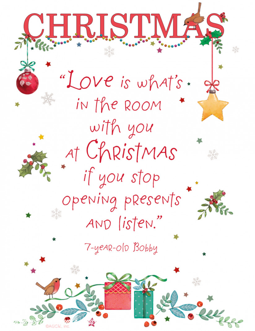 christmas card sayings quotes & wishes blue mountain in