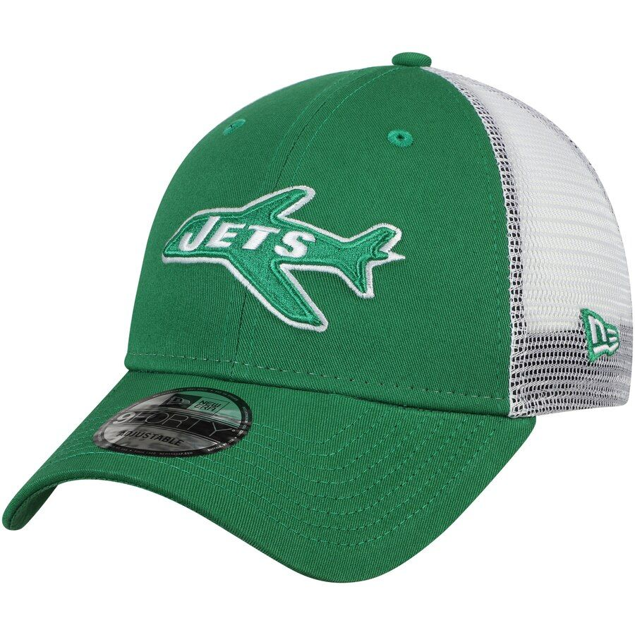 New Era 9Fifty Snapback Cap New York Jets storm grau