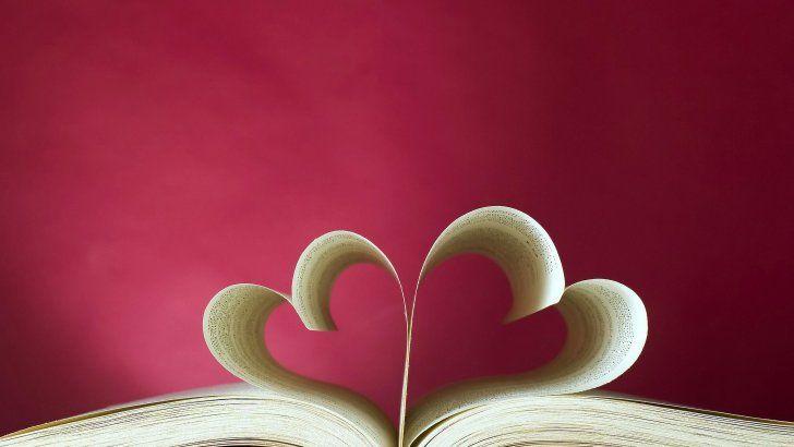 Libro Amor Corazon | Corazones de amor, Imagenes de amor, Fondos ...