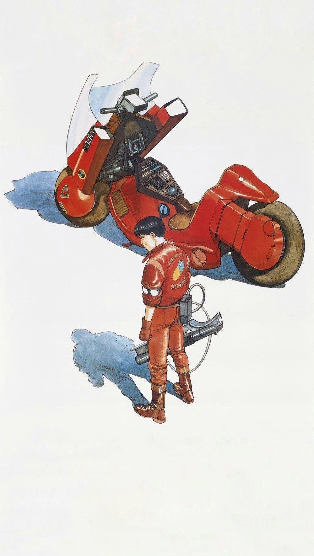 Akira Wallpaper Anime Clean Moto Akira Anime Akira Manga Akira Poster