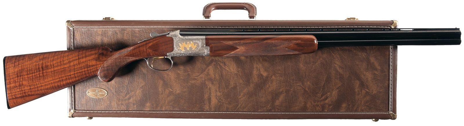 browning citori shotgun serial numbers
