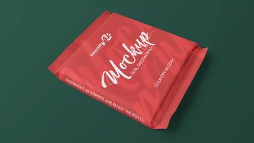 Download 40 Realistic Free Food Packaging Mockups 2019 Free Psd Templates Food Packaging Mockup Psd Vector Foil Packaging Free Packaging Mockup Psd Template Free