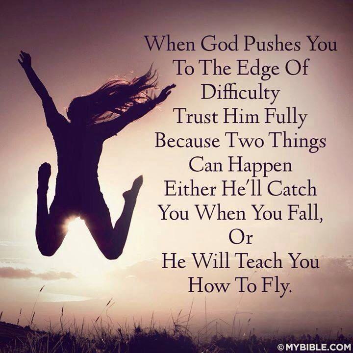 Trust Him Fully