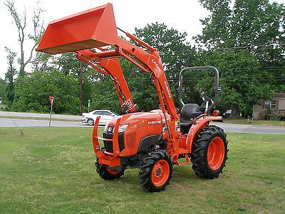 2015   KUBOTA L 3301 4X4 LOADER TRACTOR  WITH  ONLY 15 HOURS with full warranty https://t.co/9LfmiUusFv https://t.co/OQUo7UKmoS
