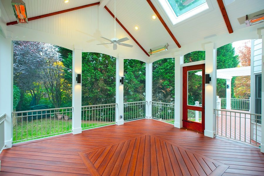 Infratech Infrared Heating Systems And Other Outdoor Heaters Are Ideal For  Decks, Patios, And