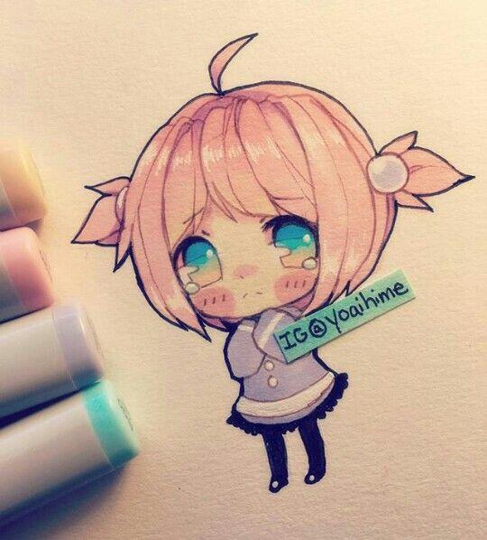 anime instagram ile ilgili görsel sonucu | anime | Pinterest | Chibi ...
