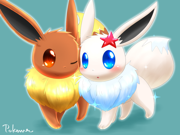 how to get shiny eevee pokemon y