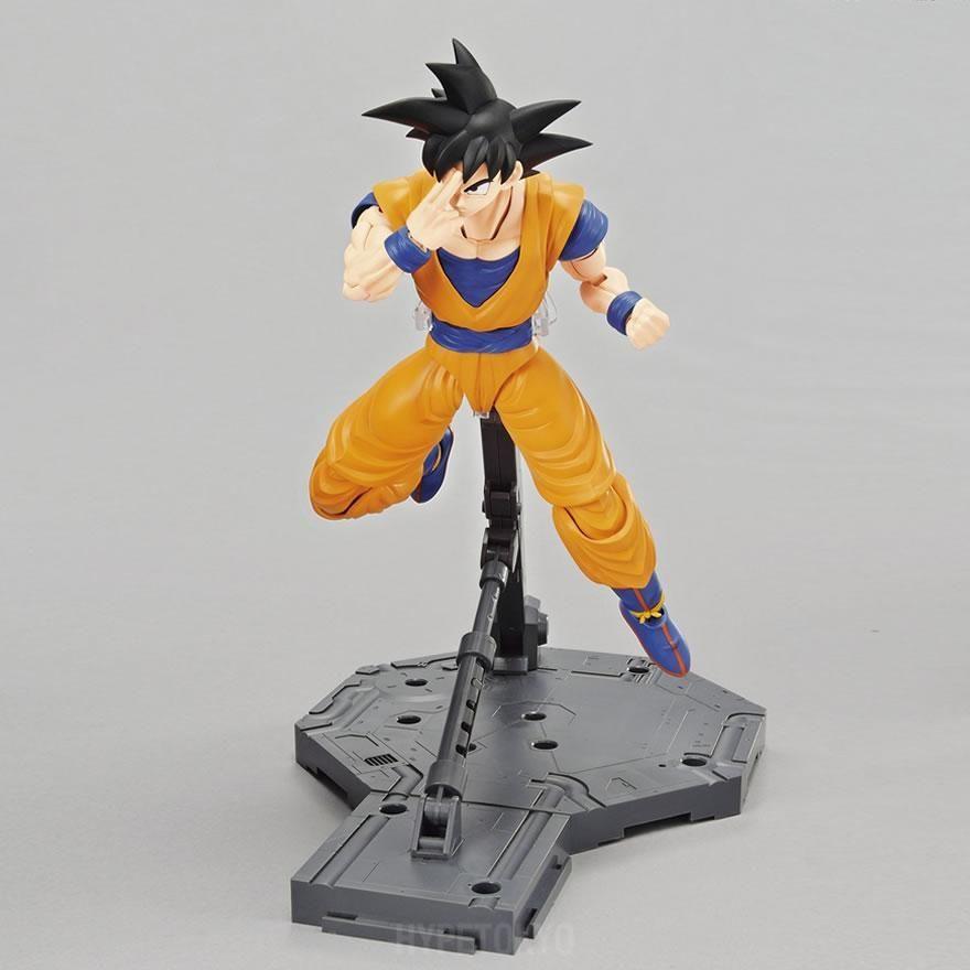Dragon Ball Figure Rise Standard Series Plastic Model Son Goku Krillin Dx Set Hypetokyo Son Goku Dragon Ball Goku