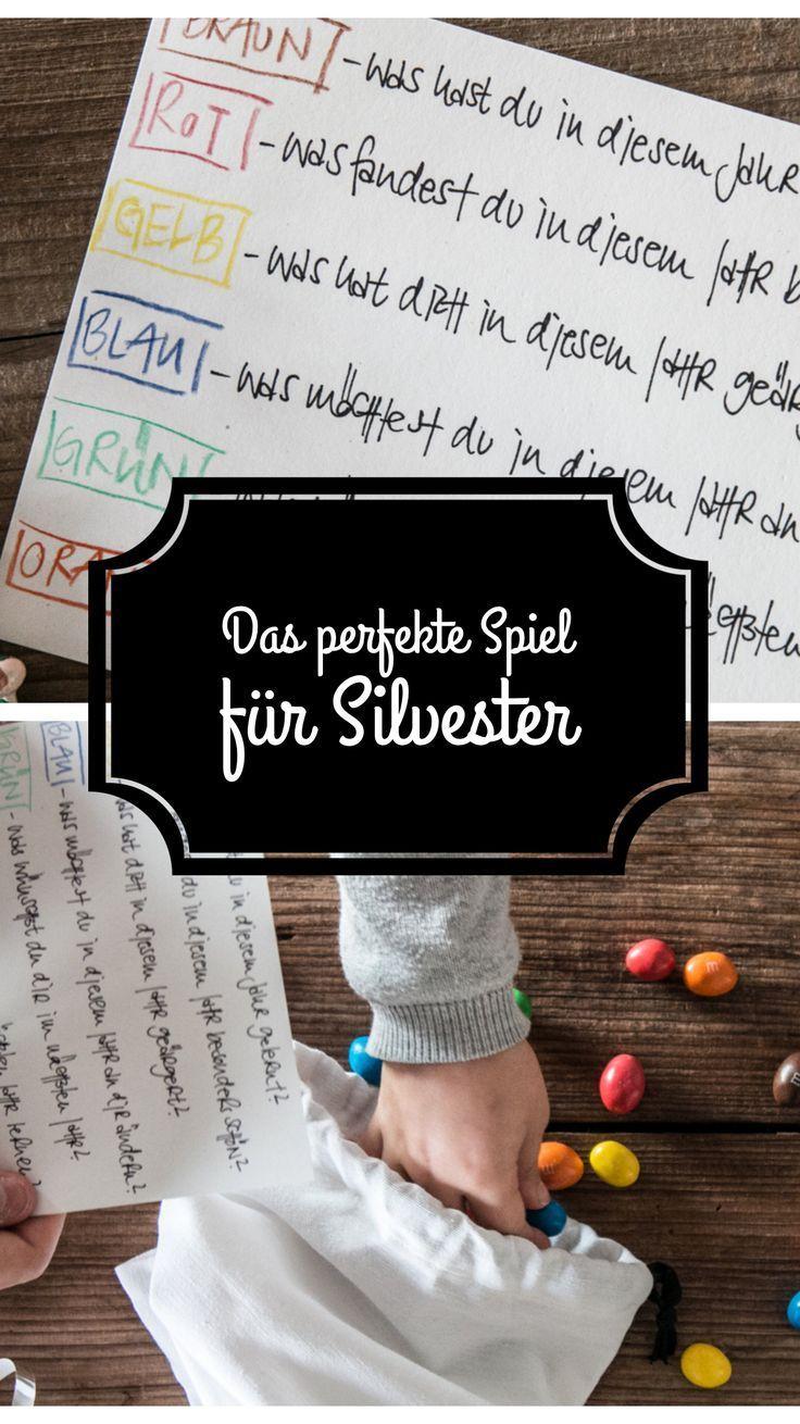 Spiele FГјr Silvester