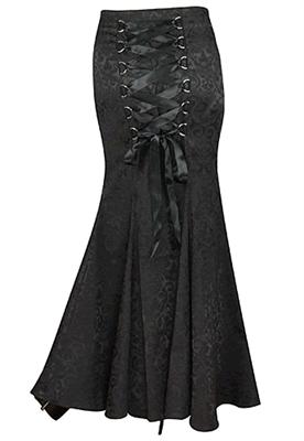 922f0bc8b Chic Star - Solitary Splendor Skirt - Black - PLUS SIZES   Witchy ...