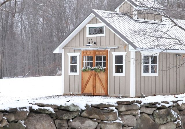 SugarHouseintheHudsonValley_thumbA New Store Made From This Barn Type  Building.