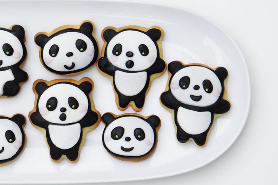 Panda Koekjes B Jpg 900 600 Bakken Koekjes Recept Koekjes
