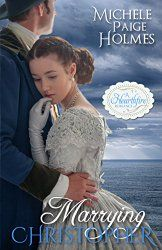 Julie Coulter Bellon: Book Review: Marrying Christopher