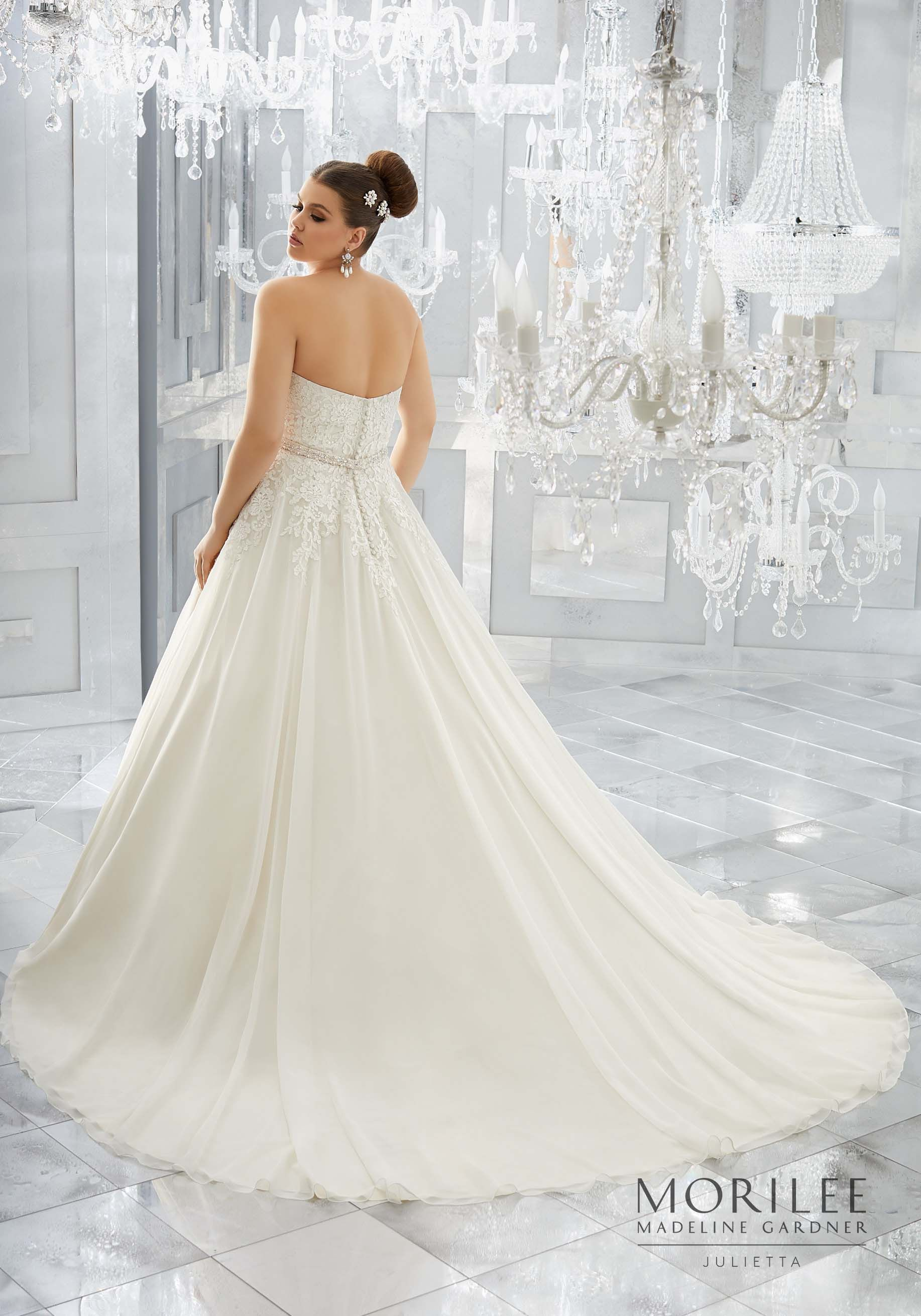 9eb35a909fb Mabel Plus Size Wedding Dress in 2019
