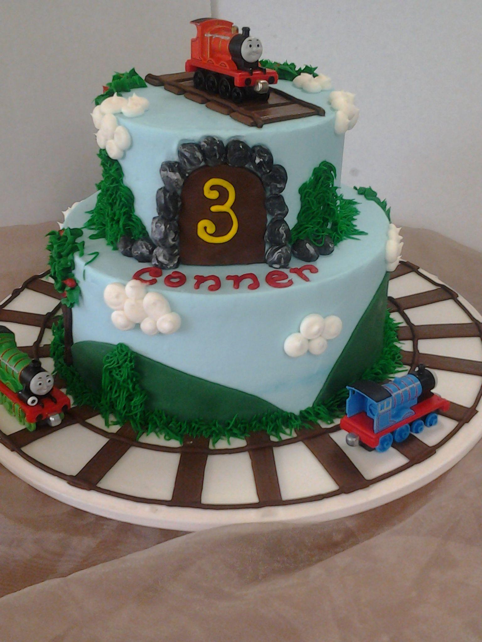 Thomas the Train! Next stop? Your next birthday party.