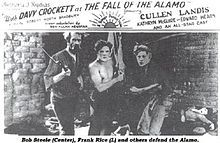 Watch With Davy Crockett at the Fall of the Alamo Full-Movie Streaming