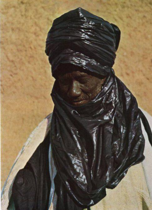 Africa | The Hausa/Fulani chief Sarkin Zamfara Ahmadu ...