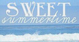 Summertime =)