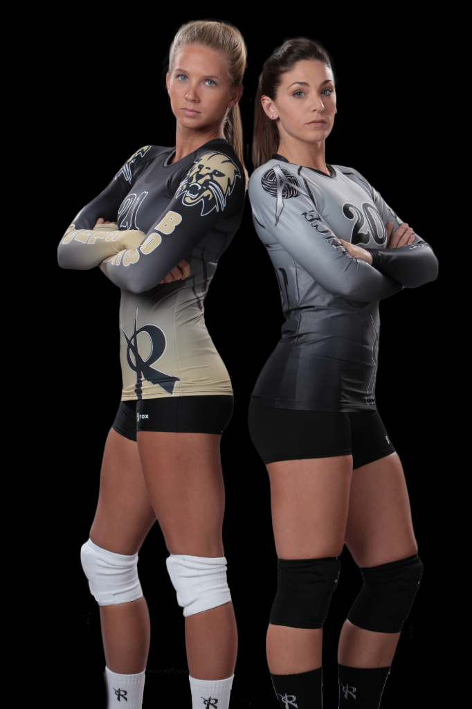 Women s Fade Sublimated Volleyball Team Uniform Jersey – Rox Volleyball 2dc3aa23686f6