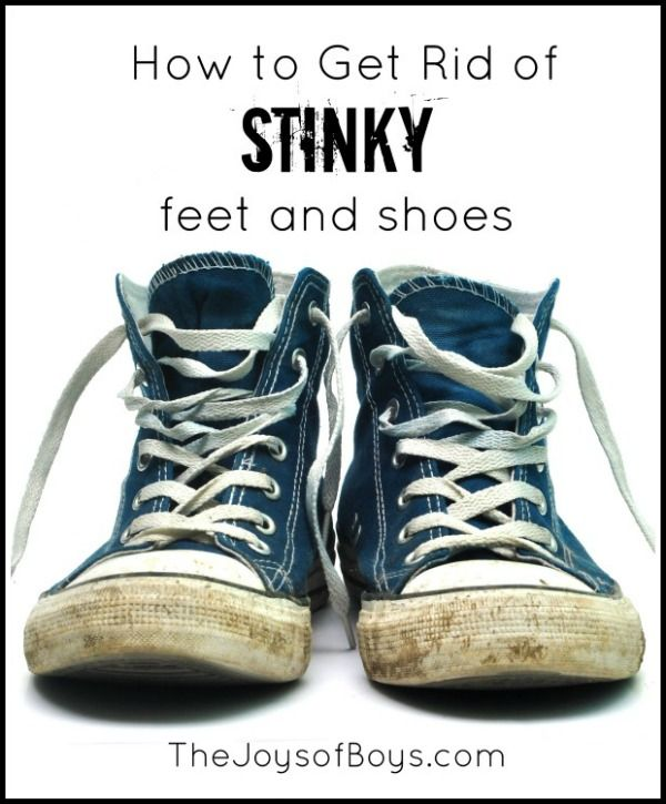 how to get rid of stinky body odor