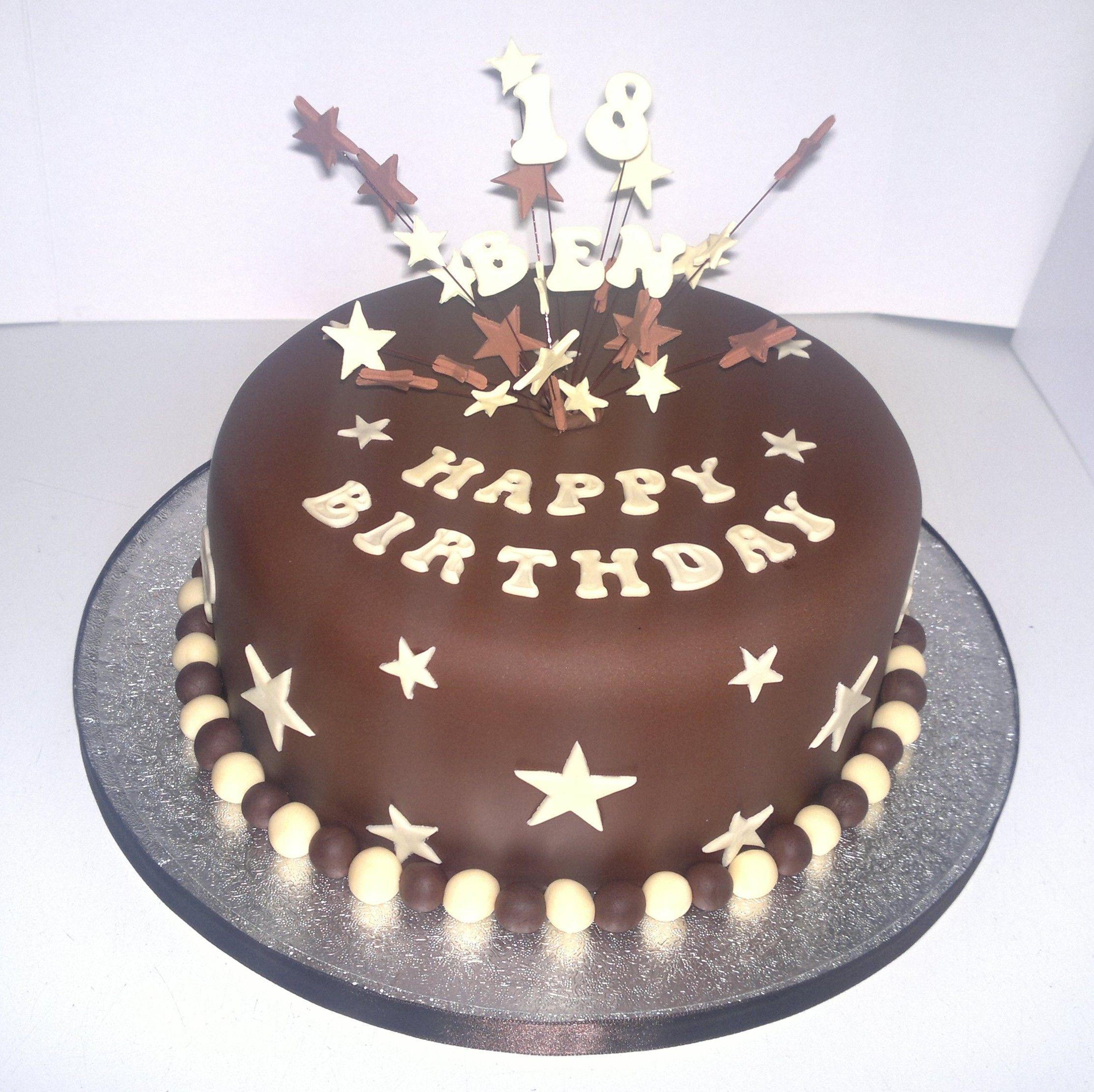 Image result for birthday cakes for men food Pinterest
