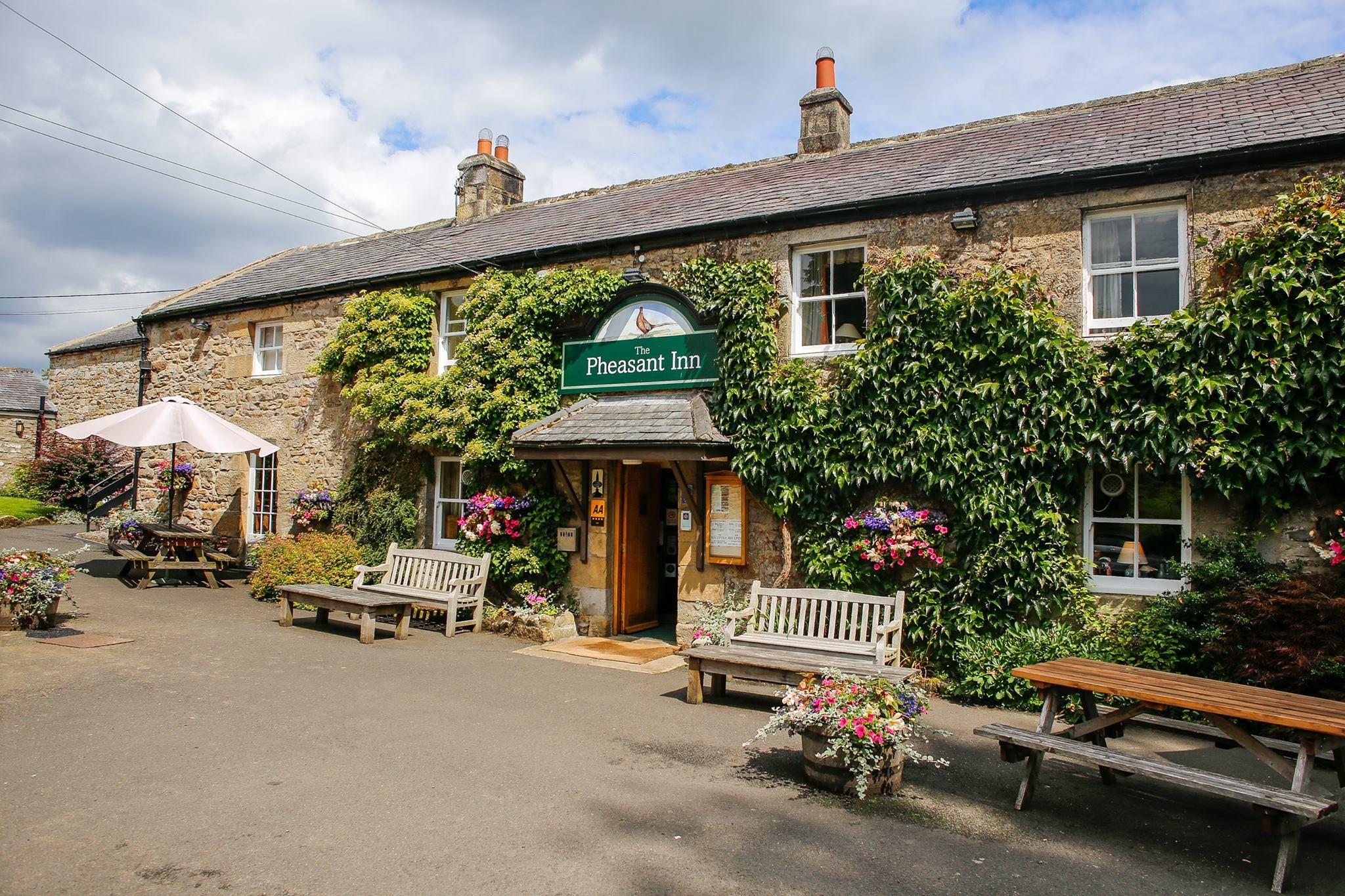 The Pheasant Inn, Stannersburn, Hexham, Northumberland