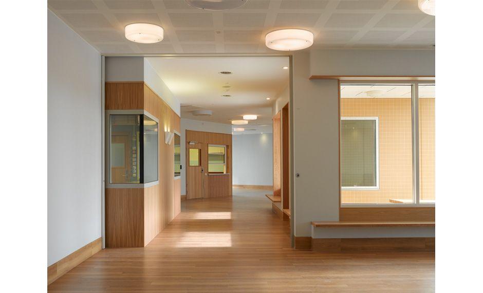 Helix psykiatri flemingsberg stockholm bsk arkitekter