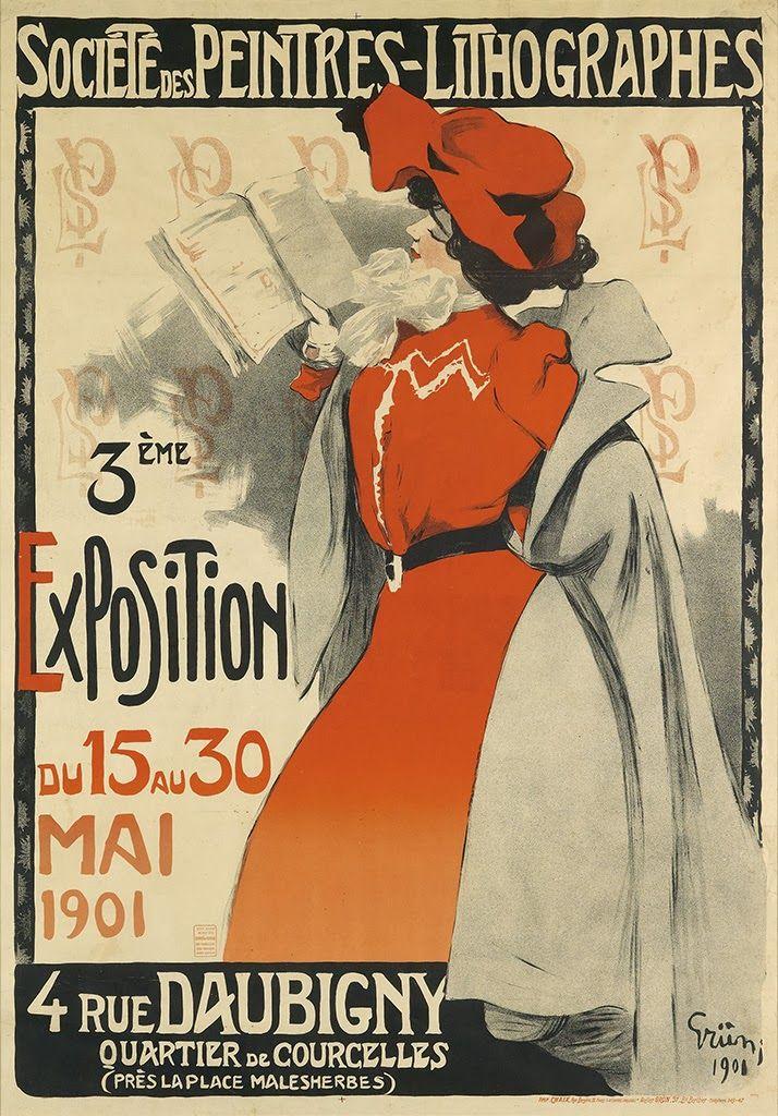 Jules Alexandre Grun Jpg 714 1 024 Pixels Poster French Poster Ad Art