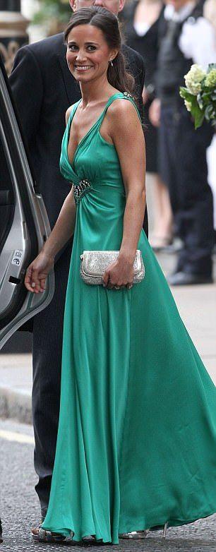 Kate middleton vestito verde smeraldo