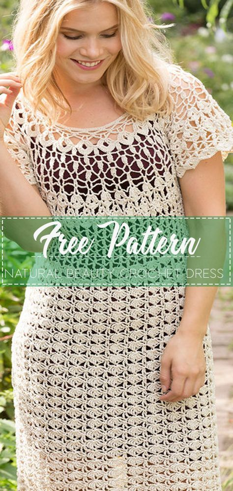 How to Crochet a Bodycon Dress/Top - Crochet Ideas #crochetdress