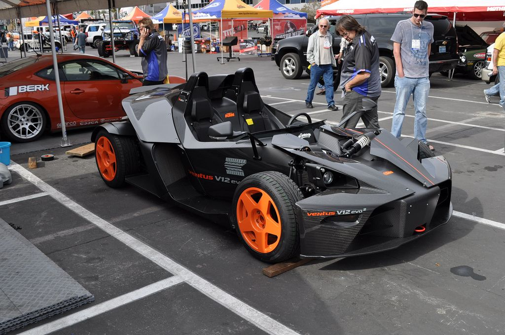 ktm x bow sema 2013 hankook tire ventus v12 evo2. Black Bedroom Furniture Sets. Home Design Ideas