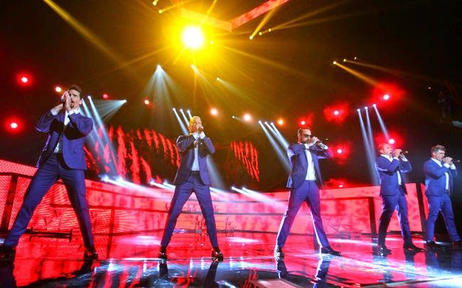 Radio-bsb: Review: Backstreet Boys llevar la energía duradera...